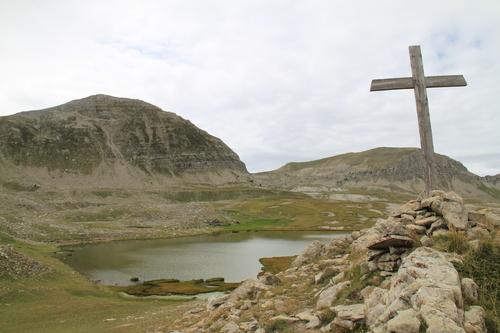 Lacs de Lignin    Colmars les Alpes