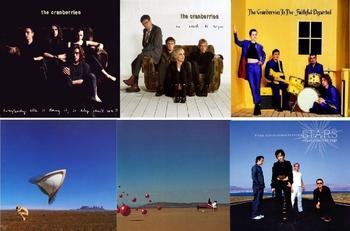 cranb albums