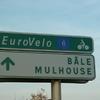 Balisage de l'Eurovélo N°6 (Atlantique Mer Noire)