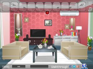 Jouer à Living room escape 4
