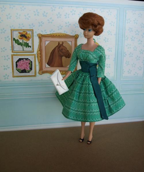 Vintage Barbie : Swinging Easy