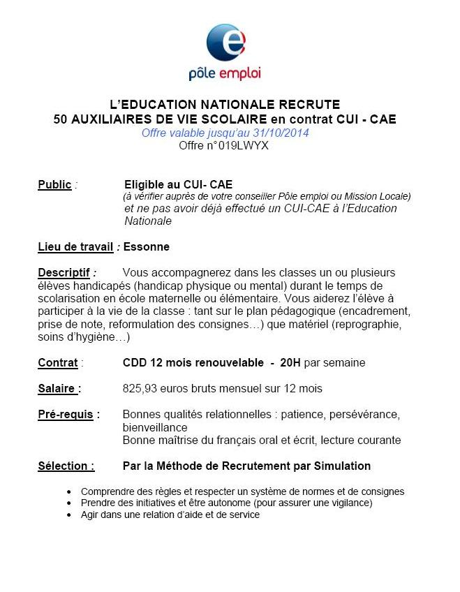 lettre de motivation avs scolaire nh28