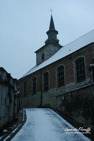 1. Les églises