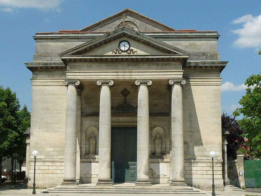 Image illustrative de l'article Église Saint-Jacques de l'Houmeau
