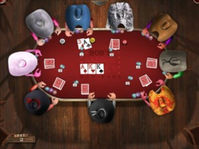 Jouez au Texas Hold'em poker sans modération dans ce jeu où vous incarnez un cow boys pour devenir le champion du poker du Texas via les parties officiels du tournoi, mais il existe des parties privées où on joue des propriétés...