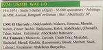 Finale   WA Tlemcen - US Maison Carrée (Régionale) 0-1