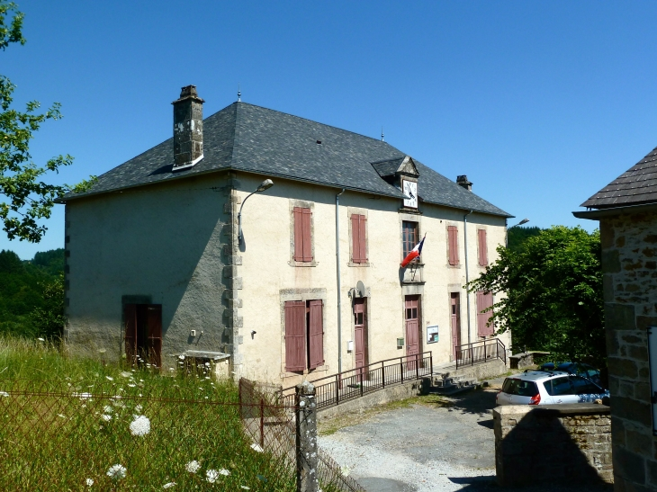La Mairie. - Beaumont