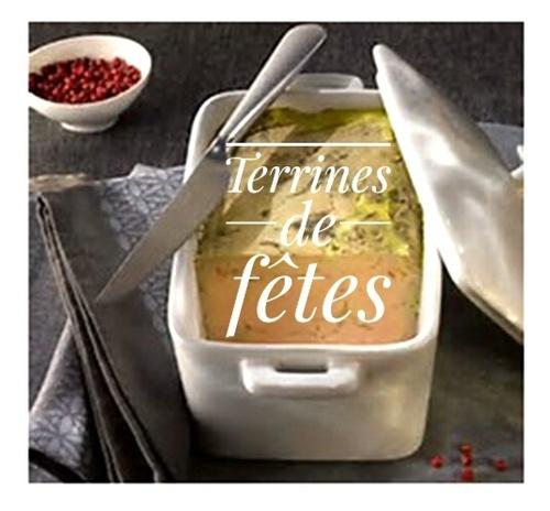 Terrine de fruits frais à la menthe