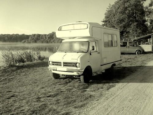 Souvenirs de la route, acte II : Mes voyages en Bedford