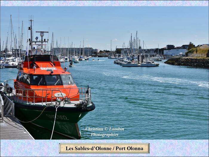 Les Sables d'Olonne (II/III) :