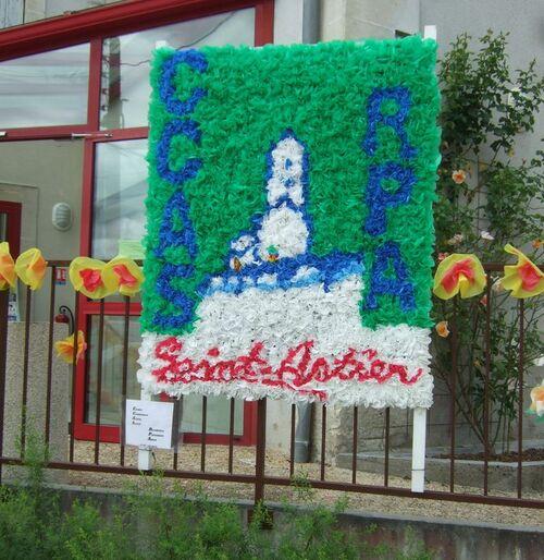 Sud Ouest 2017-Saint Astier après la Félibrée - 5