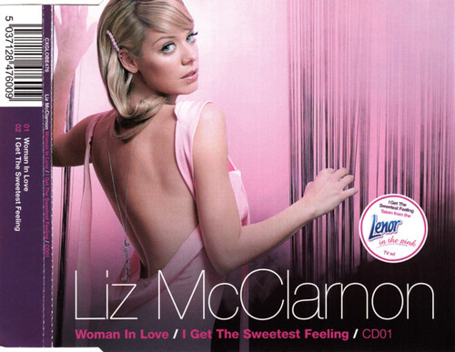 McCLARNON, Liz - I Get the Sweetest Feeling  (Pop)