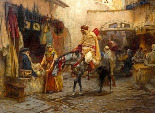 Peintures orientalistes (page 2)