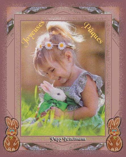 Voici les fêtes de Pâques qui arrivent.