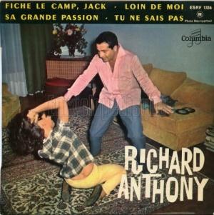 Richard Anthony, 1961
