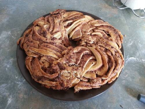 kringle Cannelle chocolat