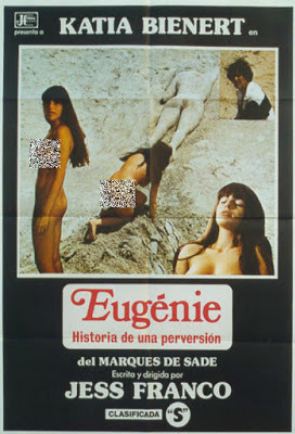 Eugenie. Historia de una perversión / Wicked Memoirs of Eugenie. 1980.