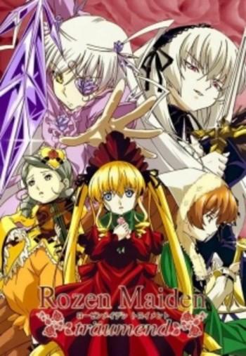 Rozen Maiden: Traumend انمي