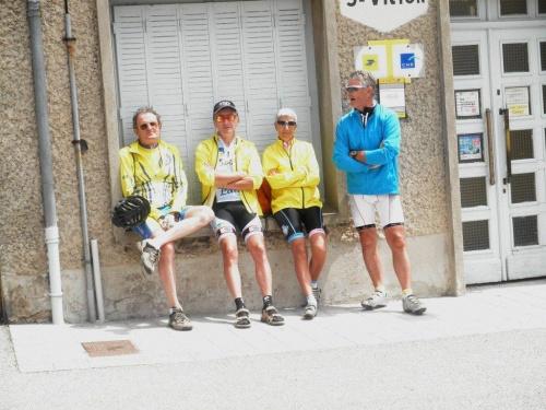 Critérium du Dauphiuné 2012.