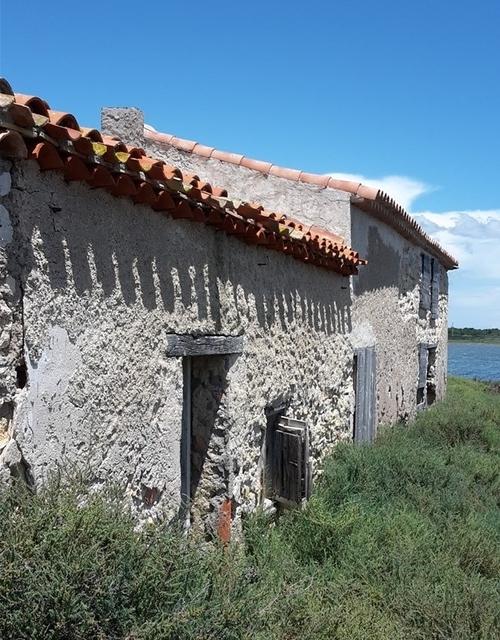 Sortie voile à Port-Mahon. Partie 2: la visite de l'île de la Nadière.
