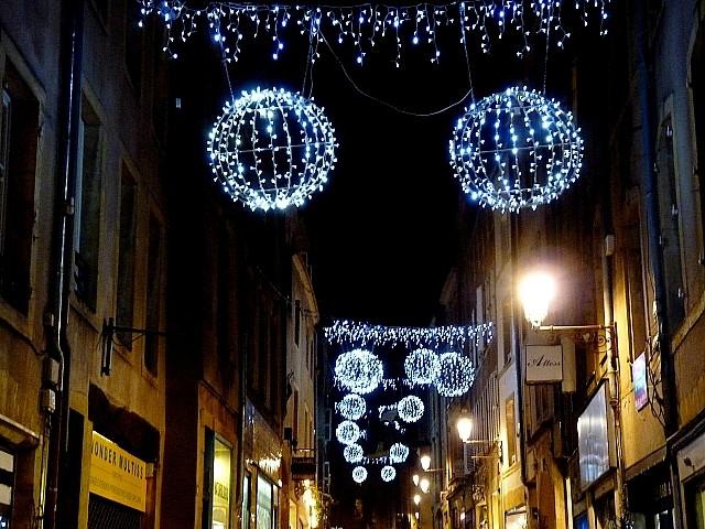Noël rue Taison Metz 2 Marc de Metz 2011