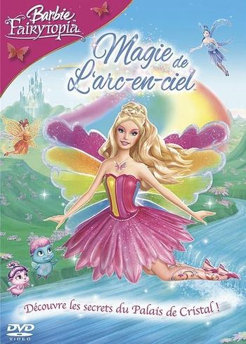 Affiche du film Barbie Magie de L'Arc-en-ciel