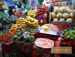 Souvenirs souvenirs . . . la gastronomie au Mexique