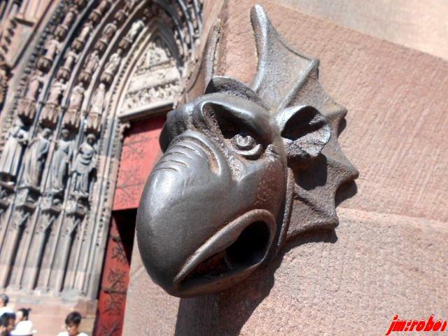"""Découvrir en 4 jours l'Alsace et la visite de la capitale de l'Alsace et de l'Europe """" 6-3"""""""