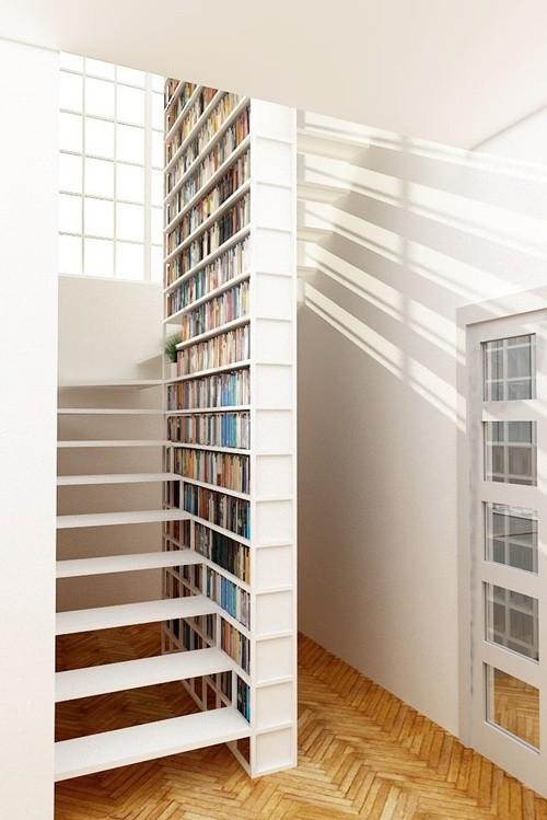 Décorer un escalier ou une montée d\'escalier - atelier déco des tilleuls