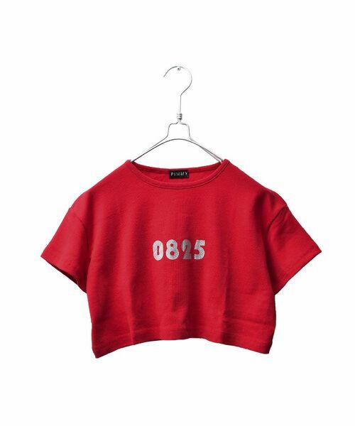 [PIMMY] - T-shirt court - 3 240¥