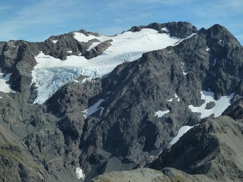 Arthur Pass ( randonnée d'Avalanche Peak)