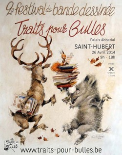 Convention ''trait pour bulle""