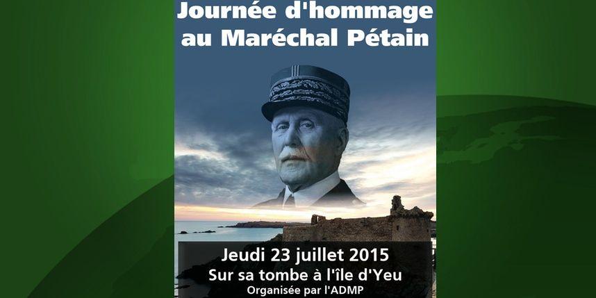 64 ans après sa mort, des fans du maréchal Pétain lui rendent encore hommage