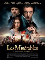 Les Misérables 2012 affiche