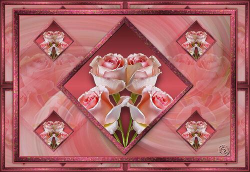 Triângulo de Rosas