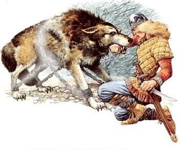 Tyr est un dieu dans la mythologie nordique
