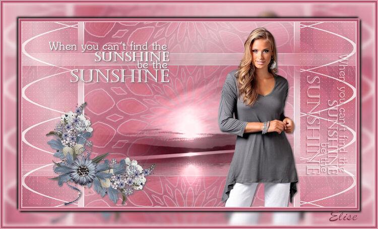 Sunshine d'Animabelle