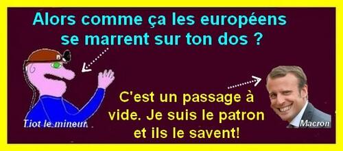 Attentat, Gilet Jaune et Macron, ce sont les infos du poissonnier.
