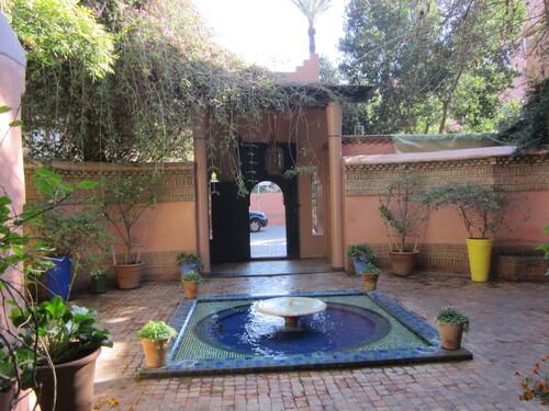 Février 2014 à Marrakech
