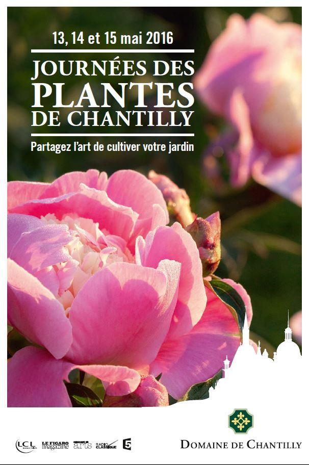 Les journées des plantes de Chantilly : J-2 pour l'édition de printemps 2016...