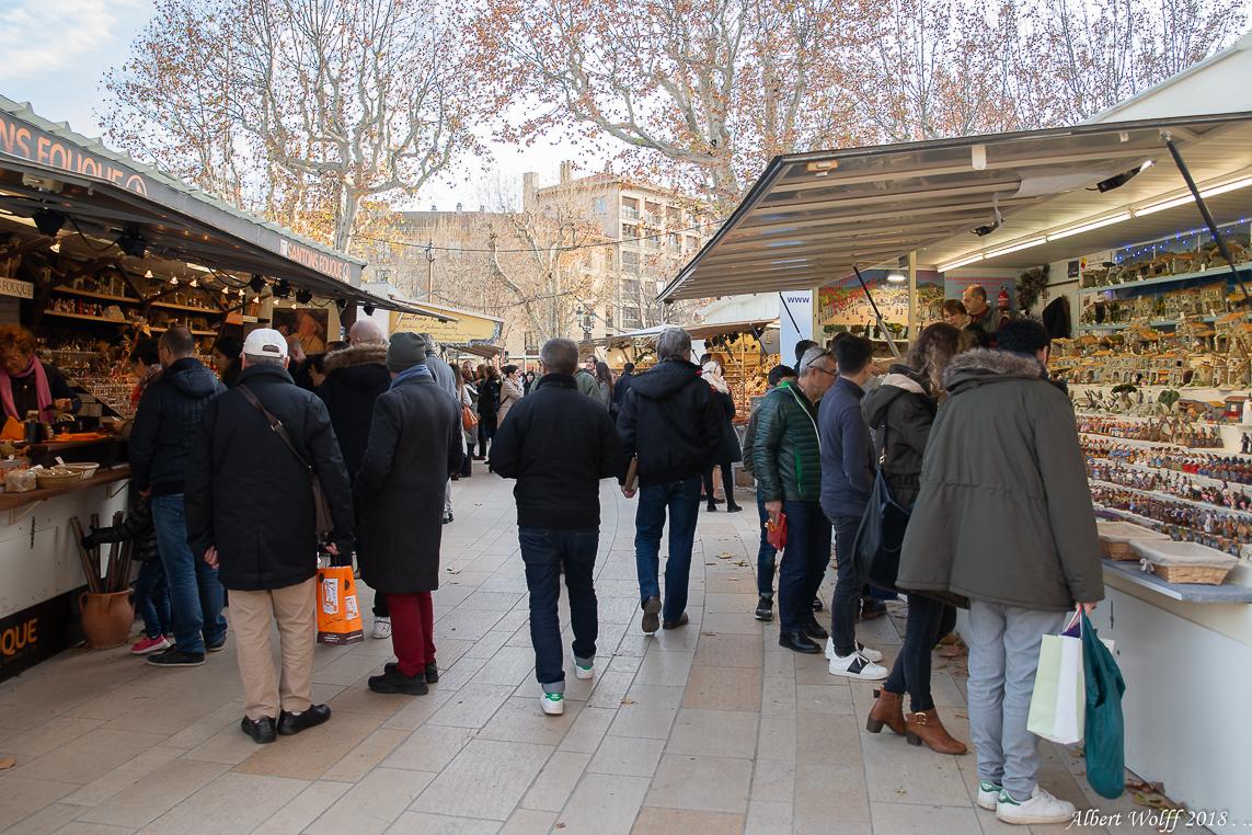 Noël à Aix en Provence