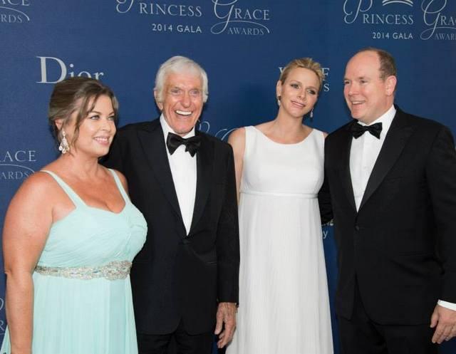 Gala de la fondation Princesse Grace