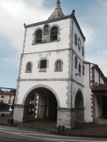 Église de Soto de Luina.