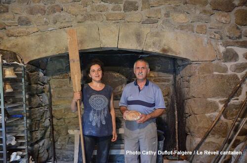 St-Etienne-de-Chomeil : des boulangers à Romeix !