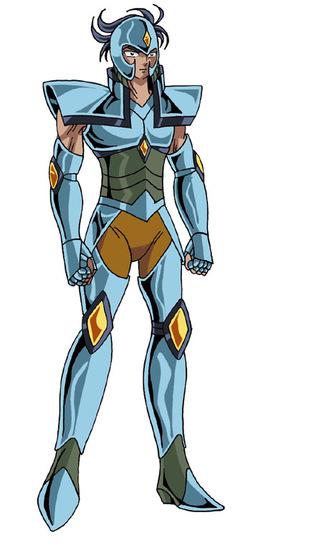XII - Armure de la Dorade (Dorado Cloth)