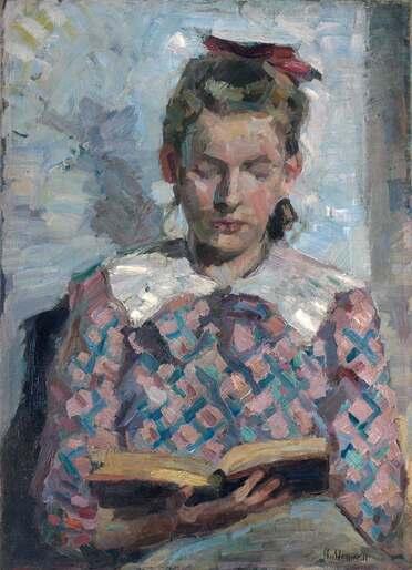 04 - Les jeunes filles et la lecture - au 20 eme siècle jusqu'à aujourd'hui