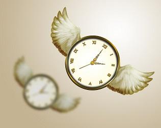 Le temps passe ...