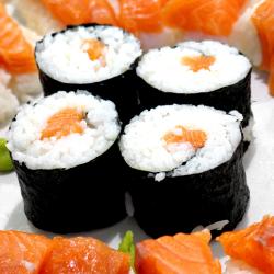 les sushi !  !  !