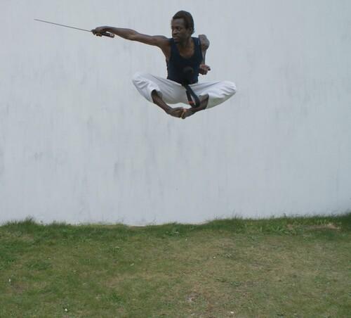 Emmanuel Buriez Sabre Jump