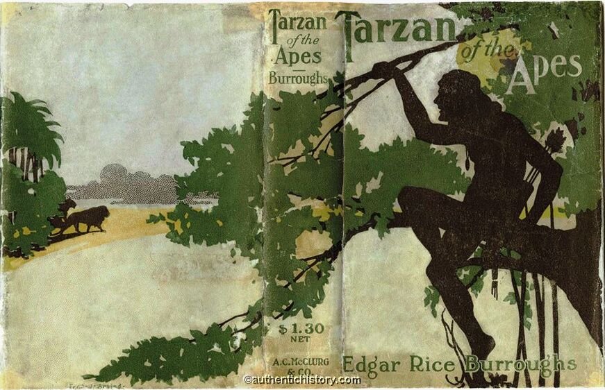 1914 tarzan of the apes erb view2